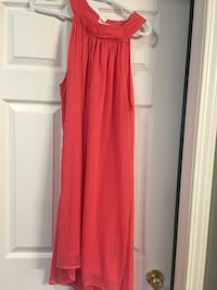 Pink halter dress/tunic very flowy and gorgeous colour  Calgary, T3G 4S3