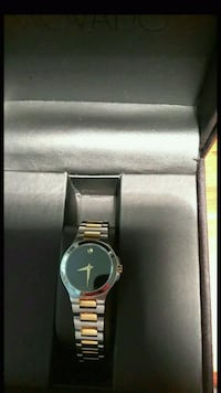 Movado gold and silver 900$ watch Fremont, 94538