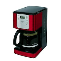red and black mr coffeemaker Bluefield, 24701