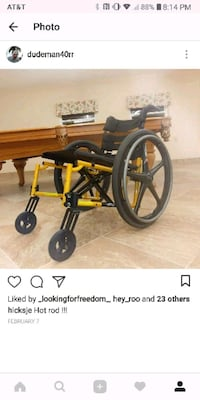 yellow and black wheelchair screenshot