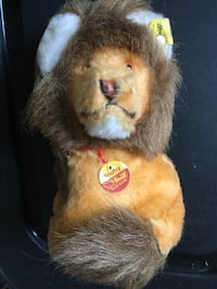 Steiff, plush lion tag sais  Snuffy York, 03909