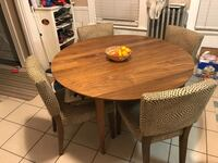 Hand made Room and Board kitchen table  West Warwick, 02893