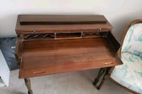 "antique desk measures 33""long x18""deepx30"" high Kitchener, N2A 0E8"