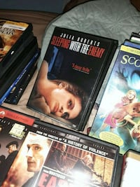 new movies DVDS ALL ARE NEW SHAPE 2.00 A MOVIE ARE 10 FOR 10 Louisville, 40229
