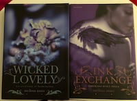 Wicked Lovely and Ink Exchange dei libri di Melissa Marry