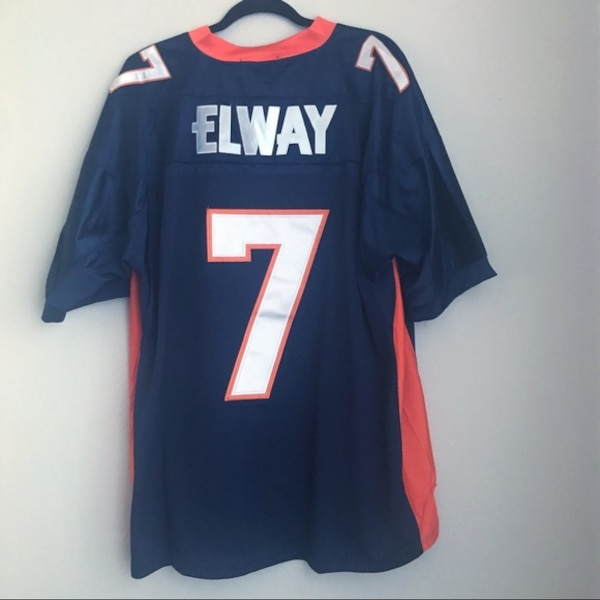 best cheap 49d49 ce8ae Mitchell & Ness John Elway 1997 Authentic Jersey