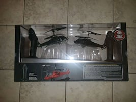 remote control helicopters, is new