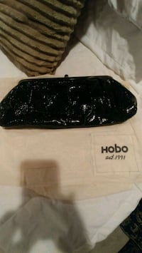 Hobo International clutch/black Asheville