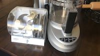 Cuisinart gray food processor set Anchorage, 99504