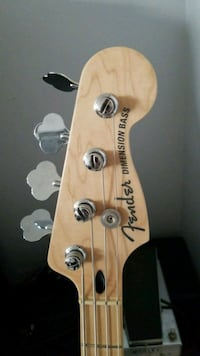Fender Dimension Bass like new