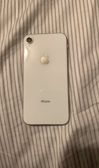 White iPhone XR for t-mobile  Frederick, 80530