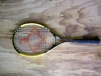 black and yellow tennis racket Silver Spring, 20906