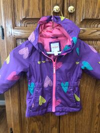 Very cute coat for toddler like new size 3T Hickory Hills, 60457
