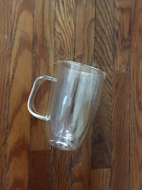 Glass mugs Toronto, M6J 2X6