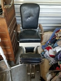 Antique Barber Chair Porterville, 93257
