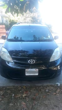 2008 Toyota Sienna Washington