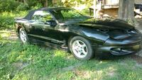 2000 Pontiac Firebird Convert. parts car.$500 Whitehall