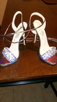 Bling shoes 1208 mi