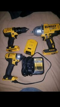 DeWalt cordless hand drill and impact driver Portland, 97236