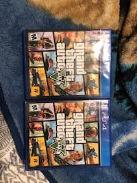 three assorted Sony PS4 game cases Killeen, 76549