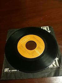 rca victor vinyl disc with box Ontario, M3M 2Y9