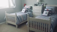 Twin size beddings sets (not the beds) St Thomas, N5R