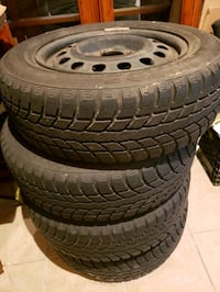 WINTER TIRES (Toyota) Ajax