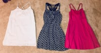 Size Small & Extra-Small Dress lot ALL three for $15 S, XS  Leander, 78641