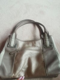 Tignanello real leather purse Vaughan