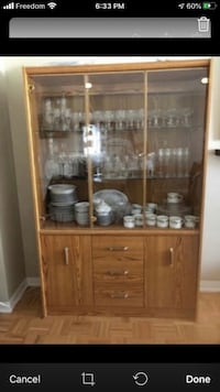 China Cabinet for Sale!  Vaughan, L4L 9H2