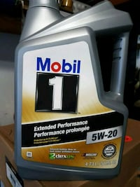 It's 0W-20 Mobil 1 Extended Performance 25K Km Interval Mississauga, L5R 2W4