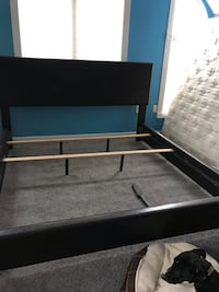 King sized Platform bed frame Mount Airy, 21771
