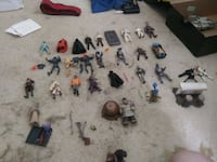 STAR WARS LOT 1977-2004 COLLECTABLES Parkville, 21234