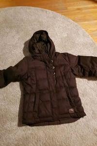 Woman's Med brown Sorel Jacket  Toronto, M6N 4L1