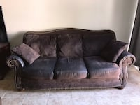 Couch, chair and ottoman OBO Mesa, 85201