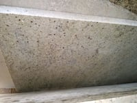 "Kashmir white granite 23""x50"""