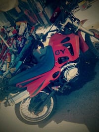 Salcano 200cc cross