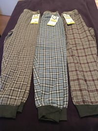 New sleeping  pants size 10-12 , $4 each or 2 for $7 , 100% cotton Toronto