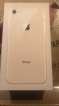 Verizon rose gold iphone 8 64g