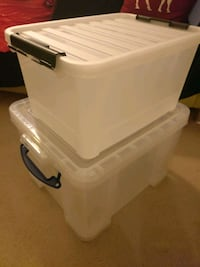 Boxes for storage  Greater London, E1 1LF