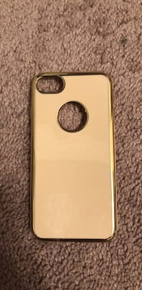 gold iPhone 6 with brown case San Gabriel, 91776