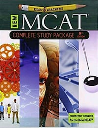 MCAT Exam Krackers Books for sale Laurel