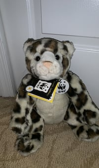 WWF Snow leopard seventh and it series Springfield, 22153