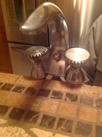 Stainless steel sink faucet New York, 10307