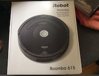 BNIB with warranty iRobot roomba save over $1000!!! 624 km
