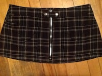 Tripp brand mini goth/punk plaid skirt  Moncton, E1C 6N5