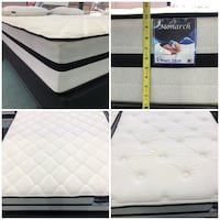 white and black quilted mattress Wheaton, 60187