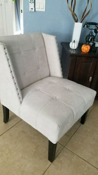 Gray accent chair  Greenacres, 33463