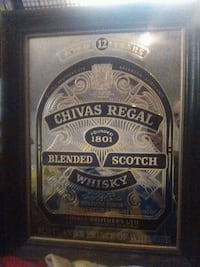 Chivas Regal whiskey poster Marietta, 30066