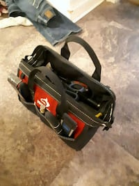 black and red Milwaukee circular saw Calgary, T2A